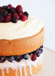 како пецати торту за сунђер