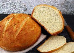 jak upiec chleb na zakwasie