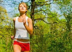 oddychanie podczas biegu