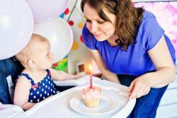jak świętować dziecko 1 rok
