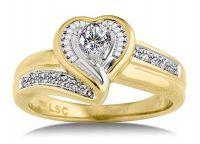 како одабрати дијамантски прстен 7