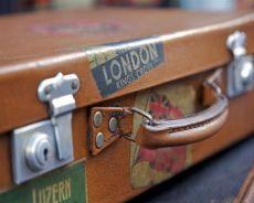 женский дорожный чемодан