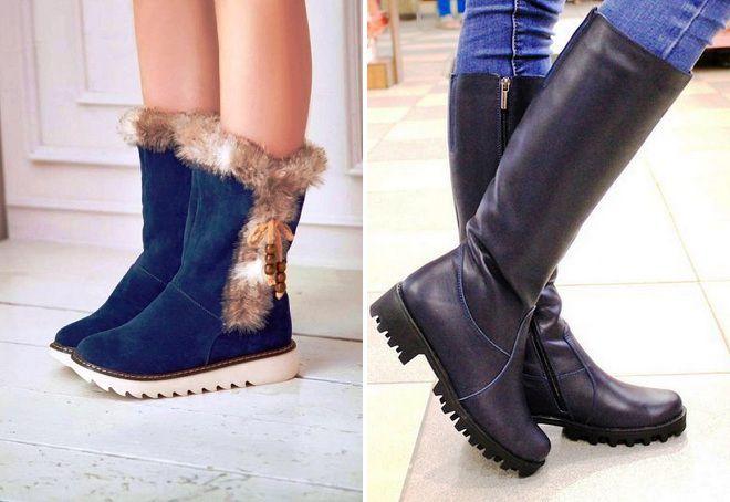 как выбрать нескользкую зимнюю обувь