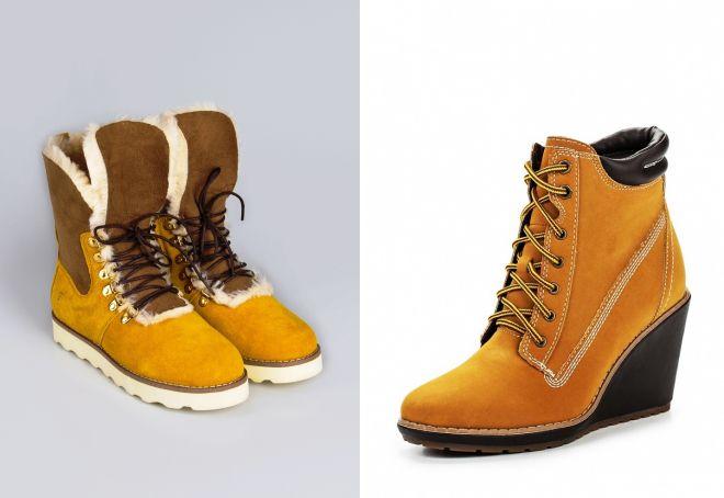 как выбрать женские зимние ботинки