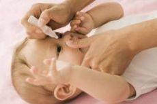 как правильно чистить носик новорожденному