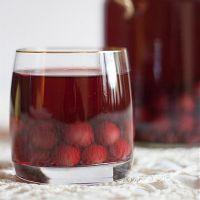Kombi za trešnja i jagode za zimu