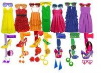 kako kombinirati boje u odjeći 1