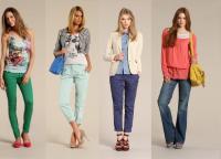 kako kombinirati boje u odjeći 9