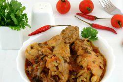 chakhokhbili от пиле с картофи