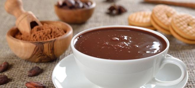 jak gotować czekoladę z kakao