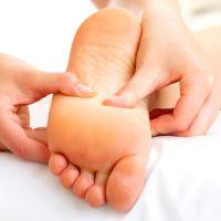 Plesna masaža stopal