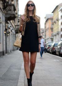 jak zdobit černé šaty 4