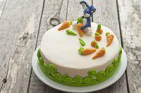 как украсить детский торт 2