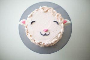Как красиво украсить торт кремом в домашних условиях 4