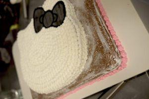 Как красиво украсить детский торт на день рождения кремом 4