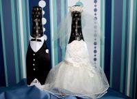 kako ukrasiti šampanjac za vjenčanje3