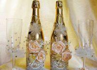 kako ukrasiti šampanjac za vjenčanje4