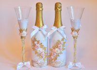 kako ukrasiti šampanjac za vjenčanje7