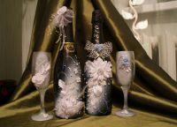 kako ukrasiti šampanjac za vjenčanje9