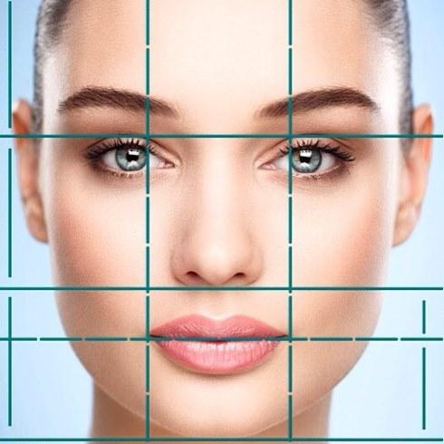 тачан облик лица