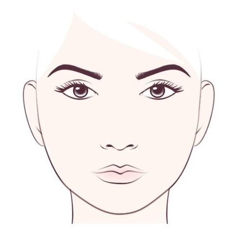 округли облик лица 1