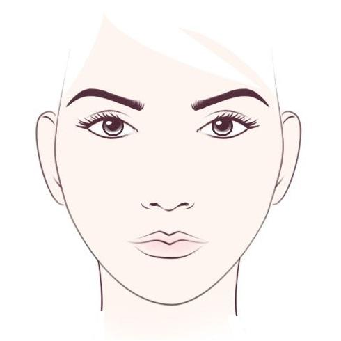 округли облик лица 3