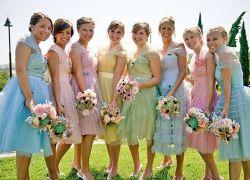 Как одеться гостям на свадьбу