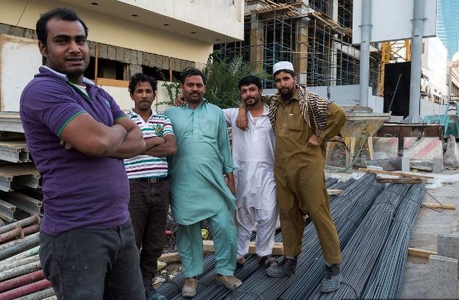 Одежда мужчин в Саудовской Аравии