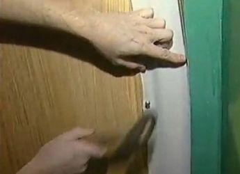 Jak tapicerować drzwi dermantin2