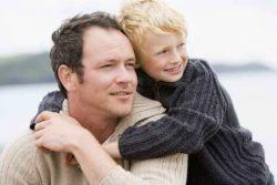 kako vzpostaviti očetovstvo