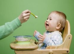 prehrana enoletnega otroka