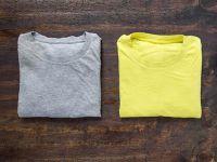 Jak prawidłowo złożyć koszulki 5