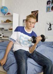 Как быстро набрать вес подростку