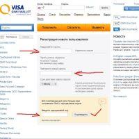 Registracija Kiwi e-novčanika