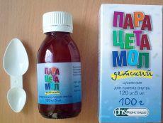 doza djece s paracetamolom u tabletama