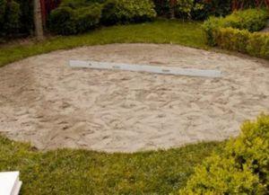 како инсталирати базен на напухавање у земљи