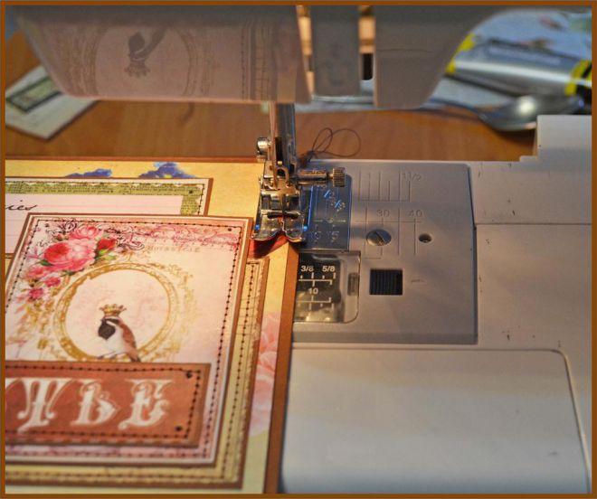 Како направити 3Д картицу сопственим рукама 5
