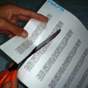 kako narediti goljufijo za izpit 3