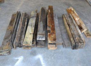 Jak vyrobit dřevěné lešení s vlastními rukama 1