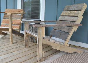 Jak vyrobit dřevěné lehátko 9