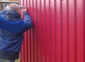 Jak zrobić bramę własnymi rękami6