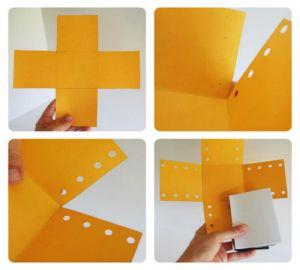 Jak zrobić pudełko na prezent1