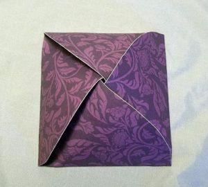 Jak zrobić pudełko na prezent26