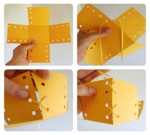 Jak zrobić pudełko na prezent2