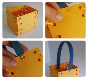 Jak zrobić pudełko na prezent3