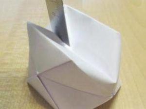 jak zrobić papierowy helikopter 13