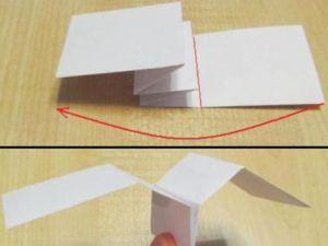 jak zrobić papierowy śmigłowiec 17