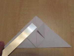 jak zrobić papierowy śmigłowiec 7