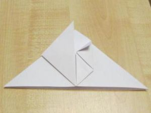 jak zrobić papierowy śmigłowiec 8