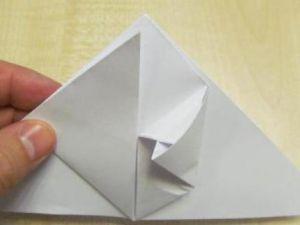 jak zrobić papierowy helikopter 9